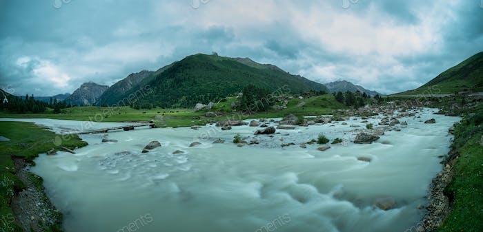 Landscape of Tibet
