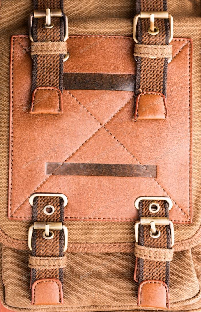Braun Tasche