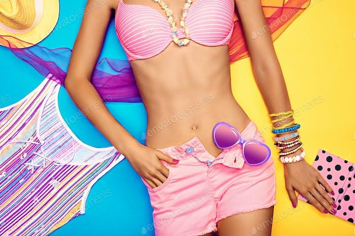 Thumbnail for Beach clothes