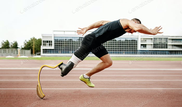 start disabled runner on track