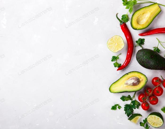 Concept Food or Healthy diet concept.Vegetarian.