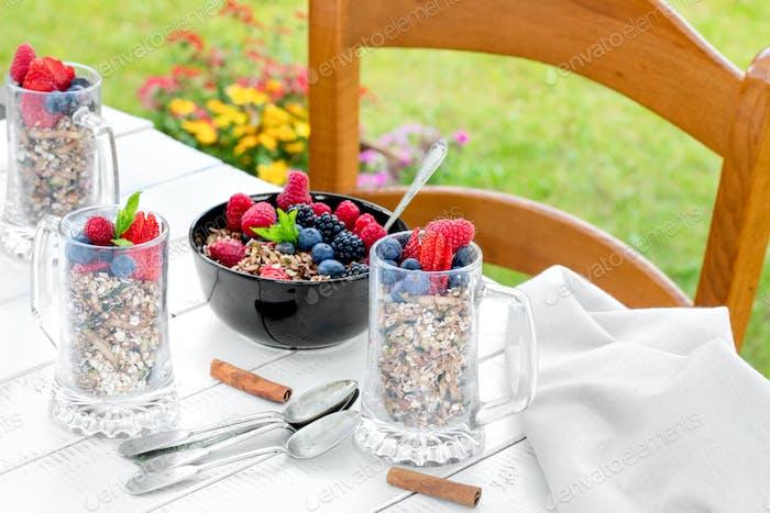 Breakfast With Berries