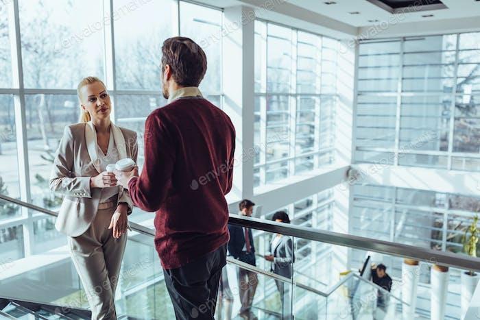 Aufbau neuer Geschäftsbeziehungen