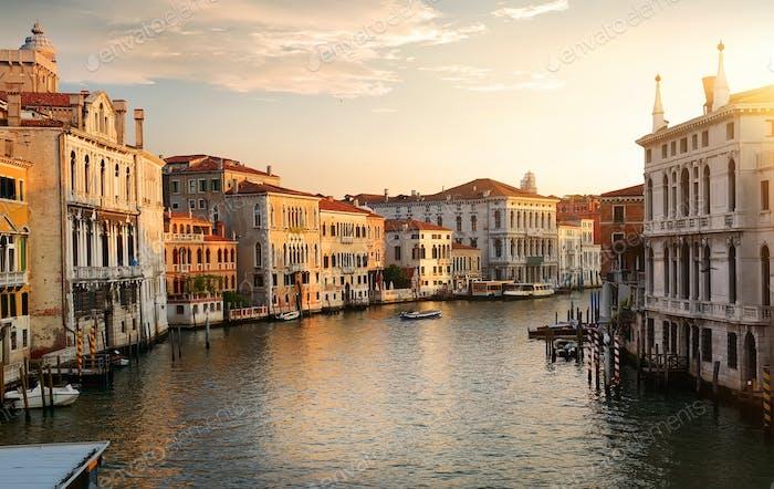 Venedig in der Morgendämmerung