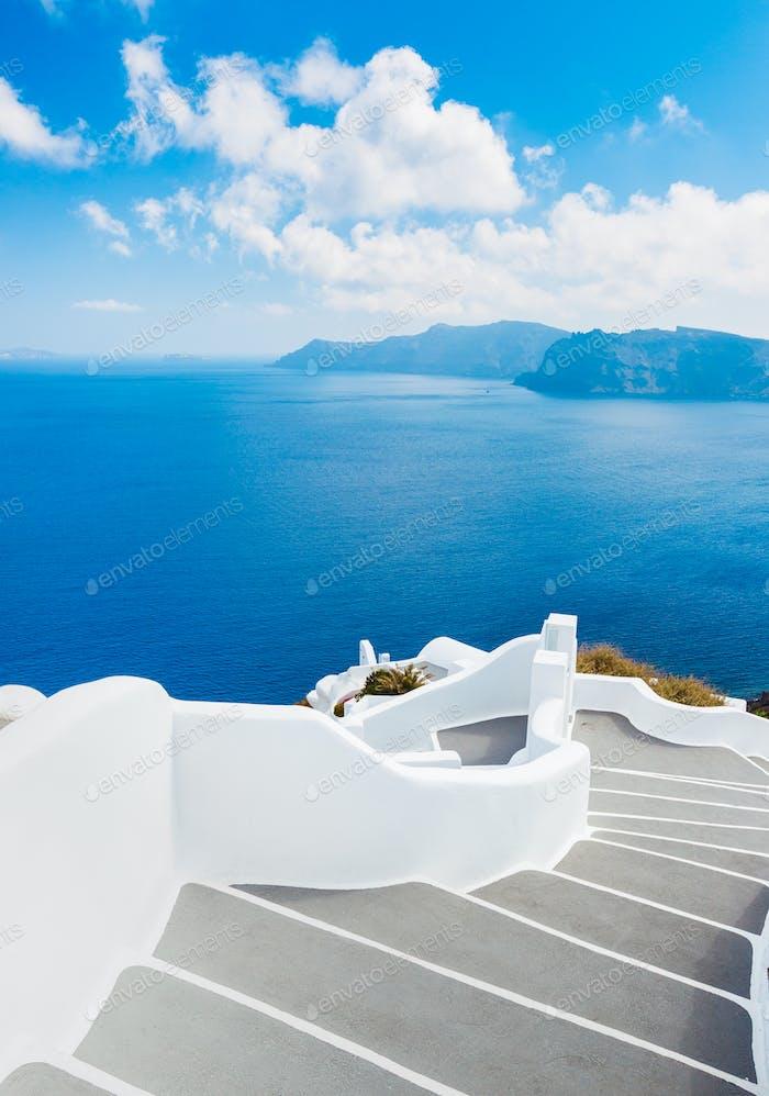 Santorini Isla, Grecia