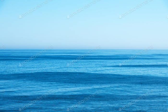 Ocean water abstract background