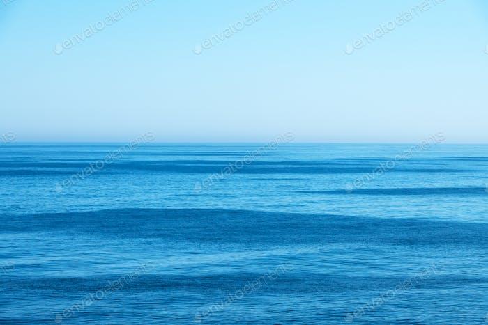 Ozeanwasser abstrakter Hintergrund