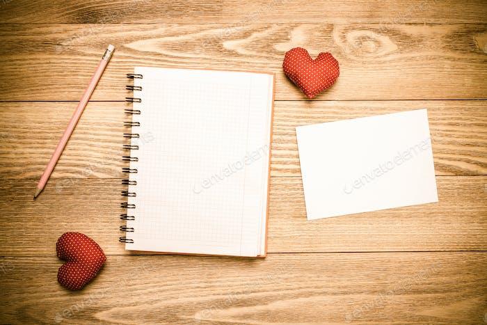 Liebesbotschaft oder Einladung