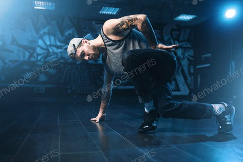 4e2429b3fe2 Hip hop dancer photo by alexbowmore on Envato Elements