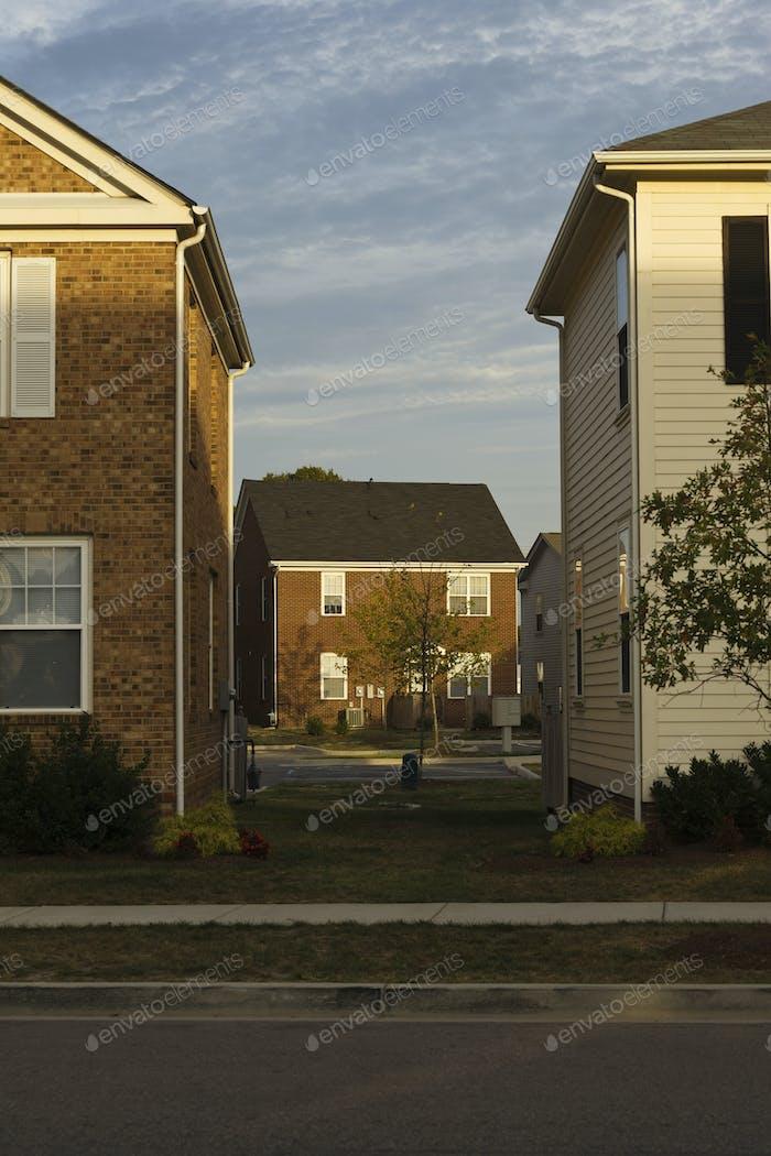 Separation Between Homes