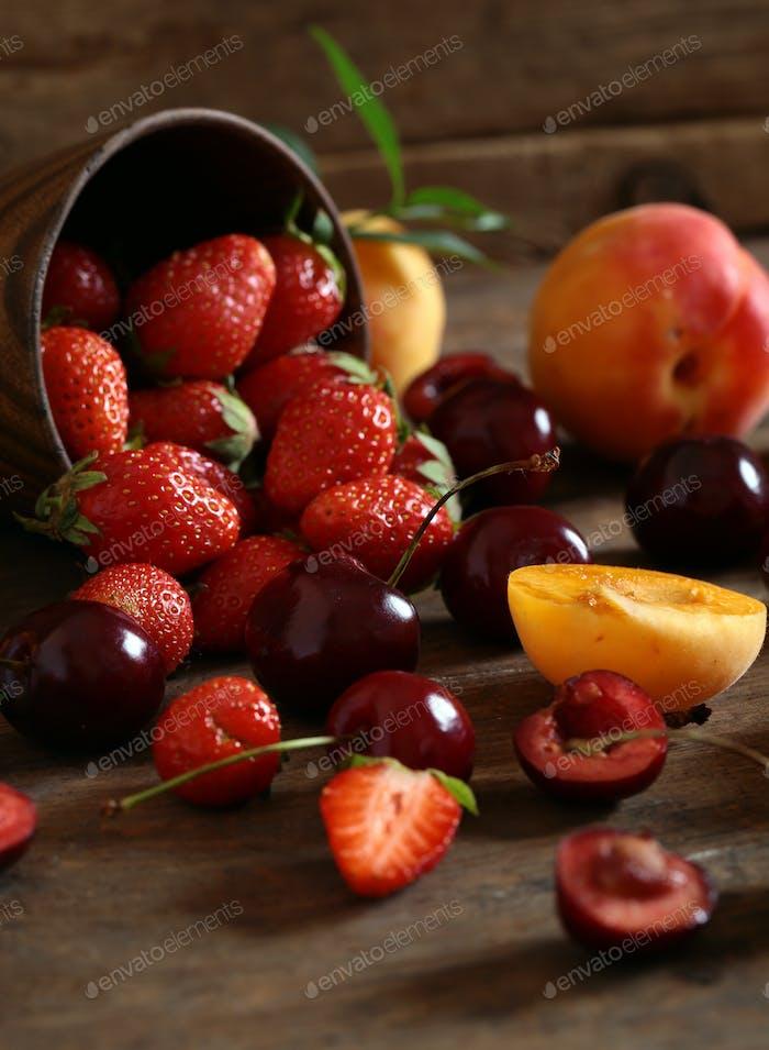 Berries Assortment