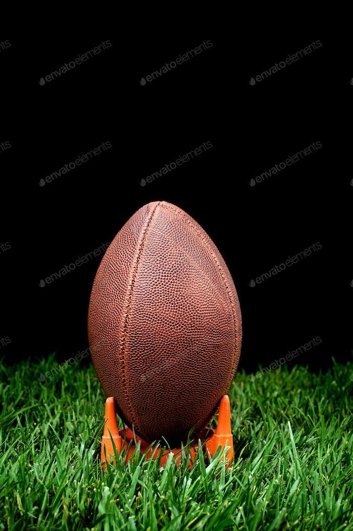 Football kickoff
