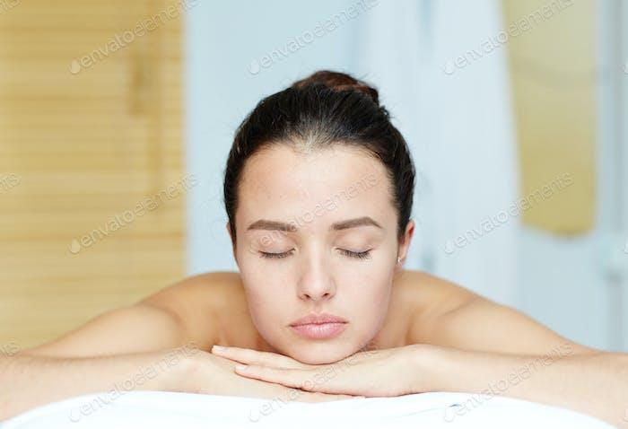 Restful female