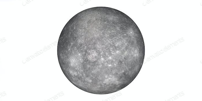 mercury white background