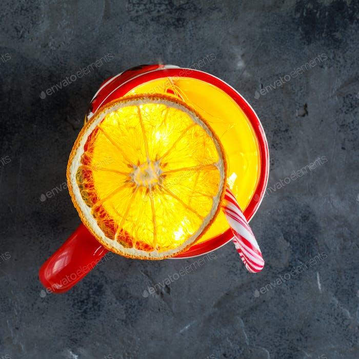 Natural Oranges Dried Sliced
