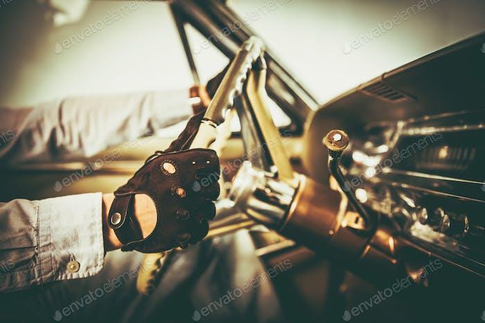 Vintage Classic Rider
