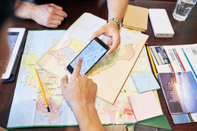 Planning road trip
