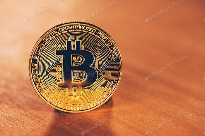 Bitcoin BTC cryptocurrency