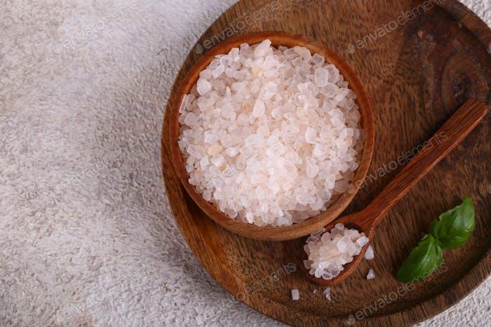 Farbiges Salz für Lebensmittel
