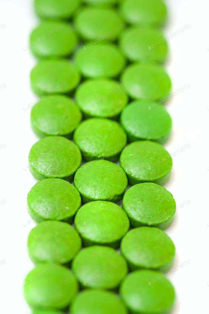 Green peels