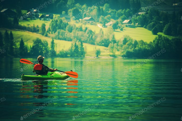 Vacation with Kayak