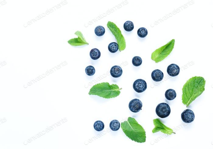 Berries of Blueberries