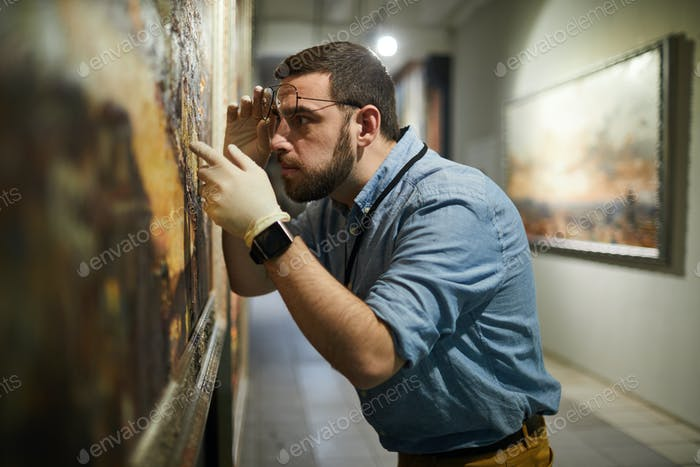 Painting Conservator
