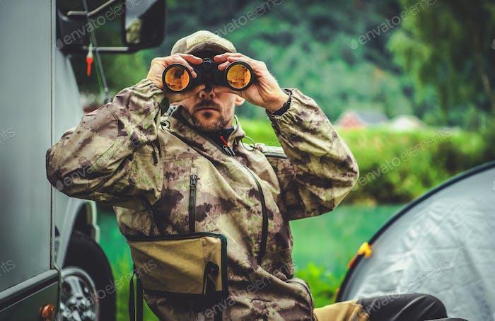 Jagdsaison Spiel Spotting