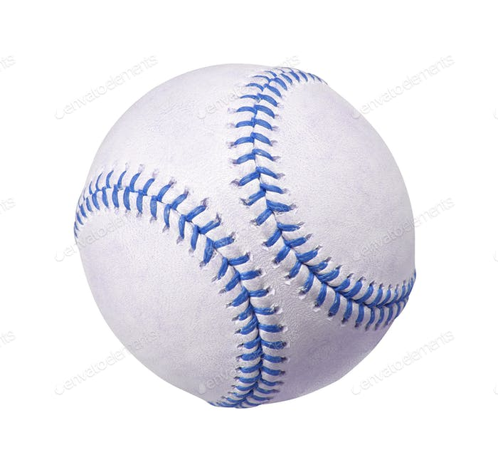 Isolated baseball