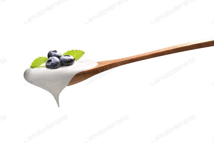 Yogurt food