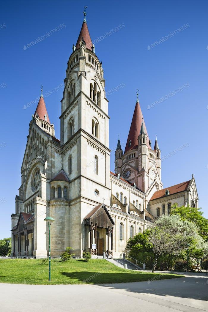 St. Francis of Assisi Church, Vienna, Austria