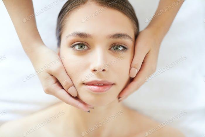 Skincare in SPA