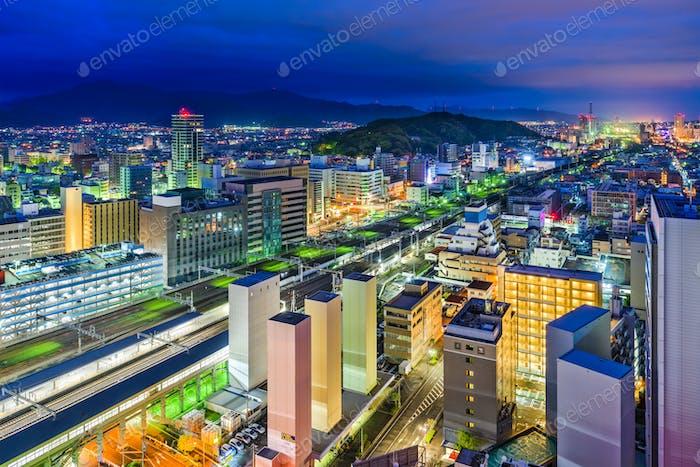 Shizuoka City, Japan