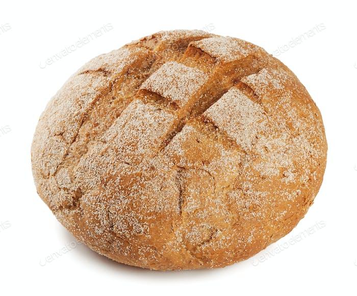 Loaf of black bread Holland