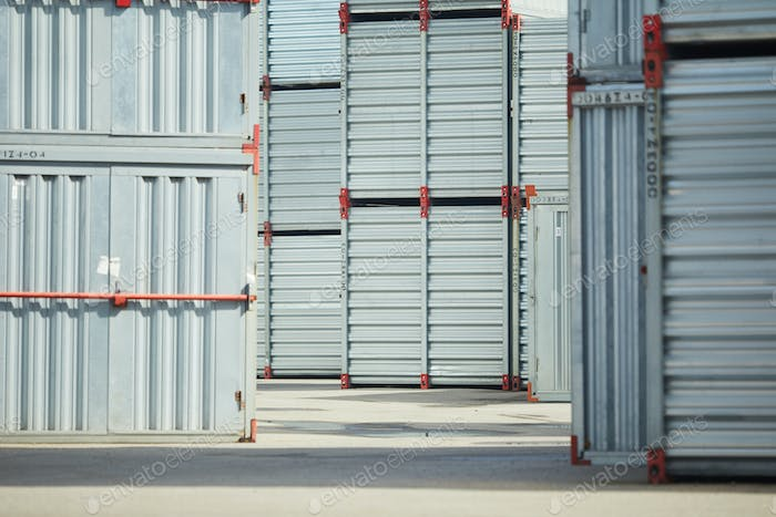Modern storage containers