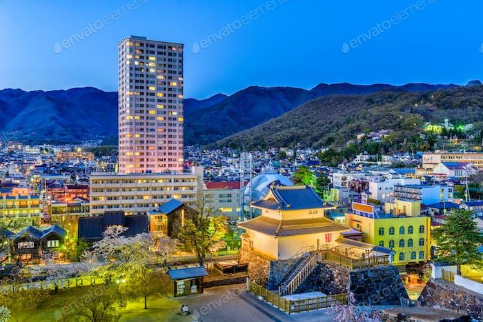 Kofu, Yamanashi, Japan