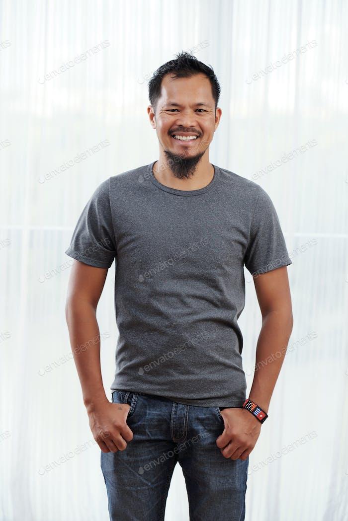 Filipino man