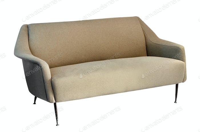 Hellbraunes Sofa