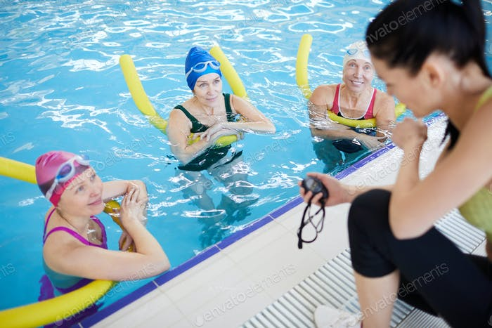 Thumbnail for Aqua Aerobics Training