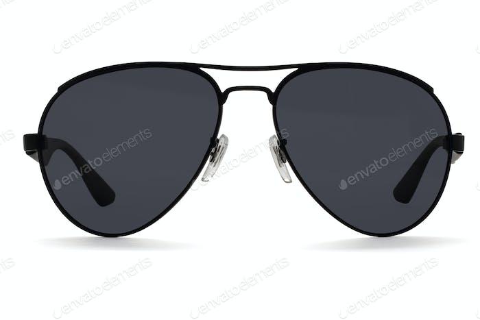 Fashionable Black Sunglasses