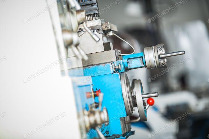 Metalworking Lathe Machine