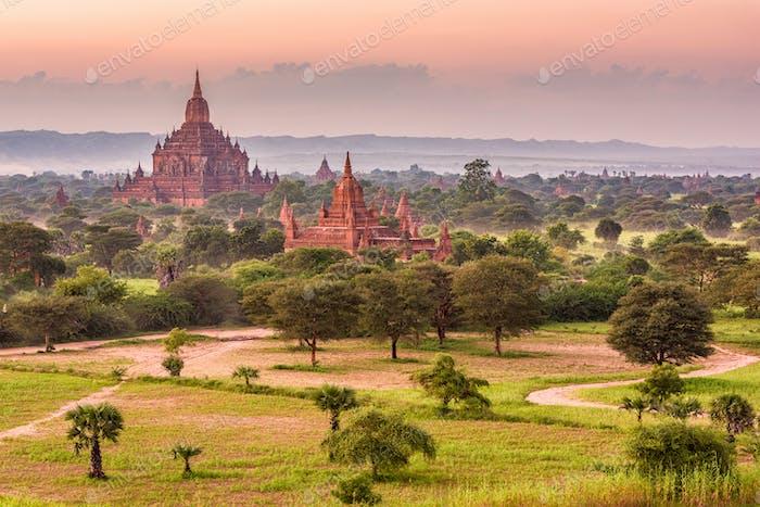 Bagan, Myanmar-Tempel