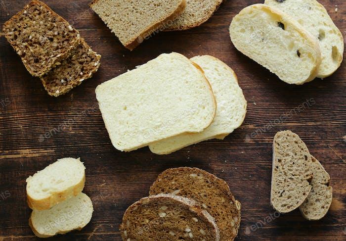 Organic Bread Assortment