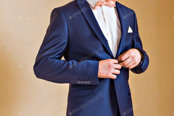 человек одетый