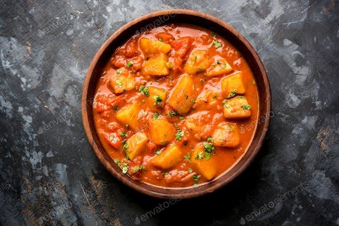 Aloo Curry Masala