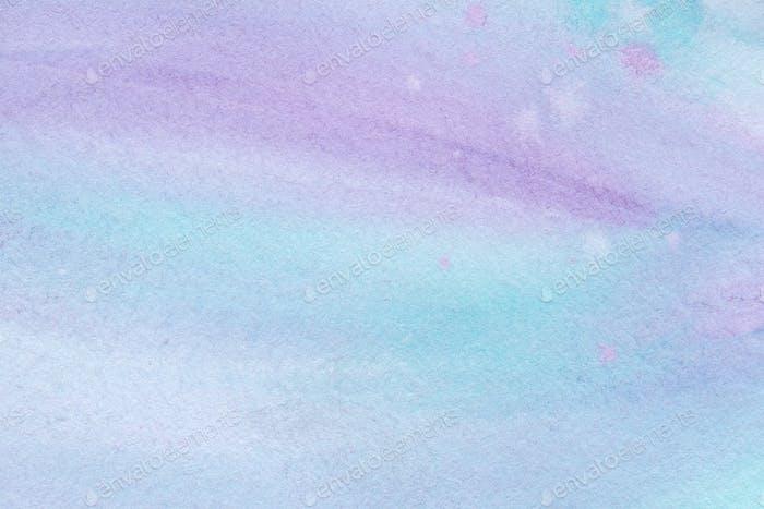 fondo abstracto violeta y azul acuarela