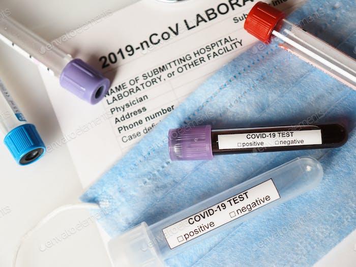 Coronavirus COVID-2019 Testkonzept