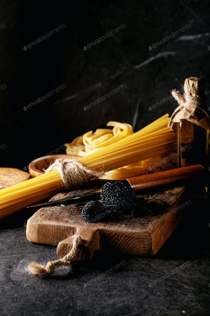 Thumbnail for Home made egg pasta