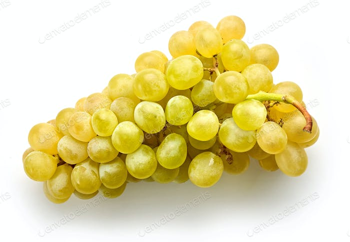 ripe green grape