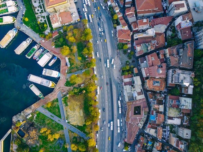 Levantamiento Aéreo de Estambul